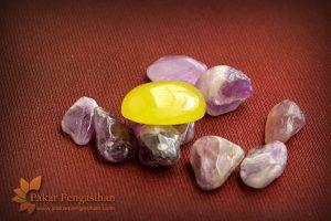 batu pengasihan semar kuning 2