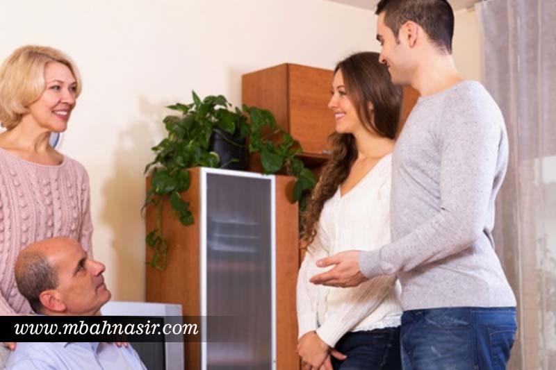 Orangtua Merencanakan Perjodohan